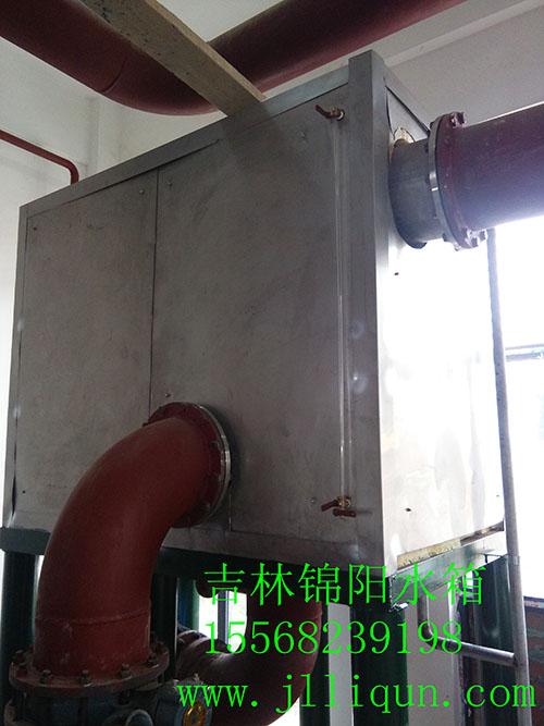 吉林蛟河白钢水箱