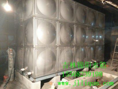 吉林蛟河不锈钢水箱