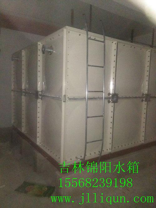 吉林蛟河消防水箱