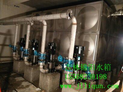 吉林磐石不锈钢水箱