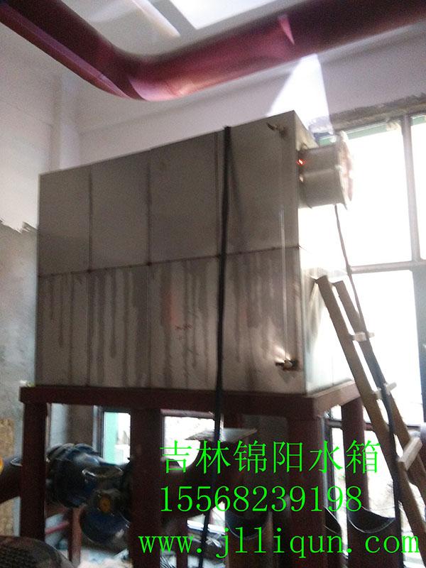 吉林长春四平白钢保温水箱